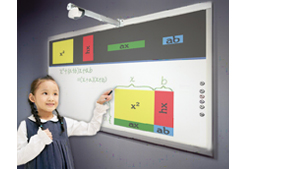 The next generation interactive whiteboard